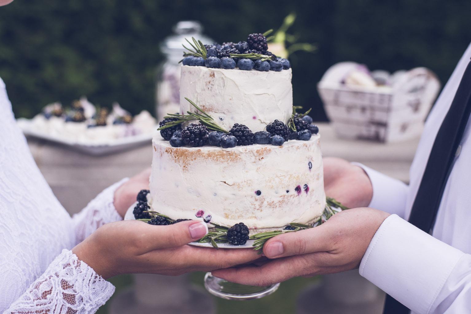 Свадебный фотограф Свадебный торт