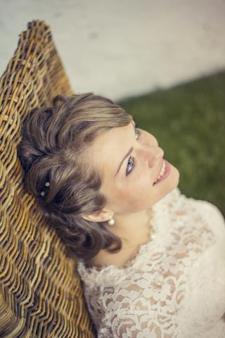 Фотграфии невест нежность
