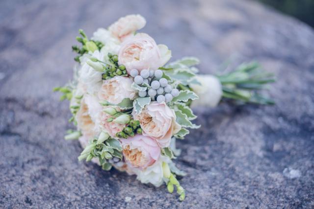 Фото свадебный букетов